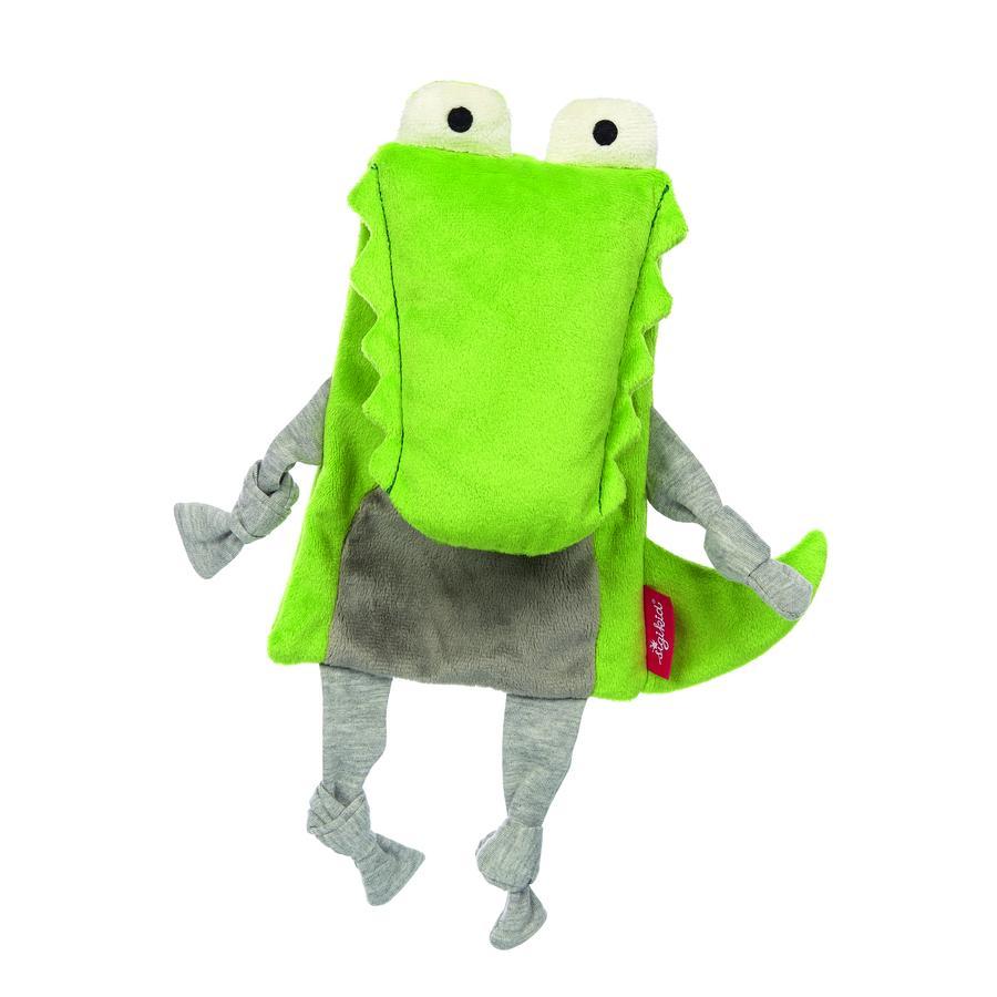 sigikid® Schnuffeltuch Krokodil, Urban Baby Edition