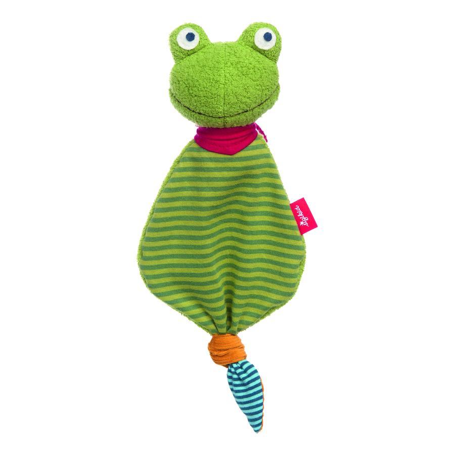 sigikid® Mini-Knuffeldoek Vlekken Frog