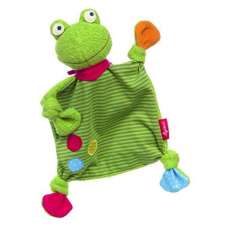 sigikid Schnuffel manchas de tela Frog