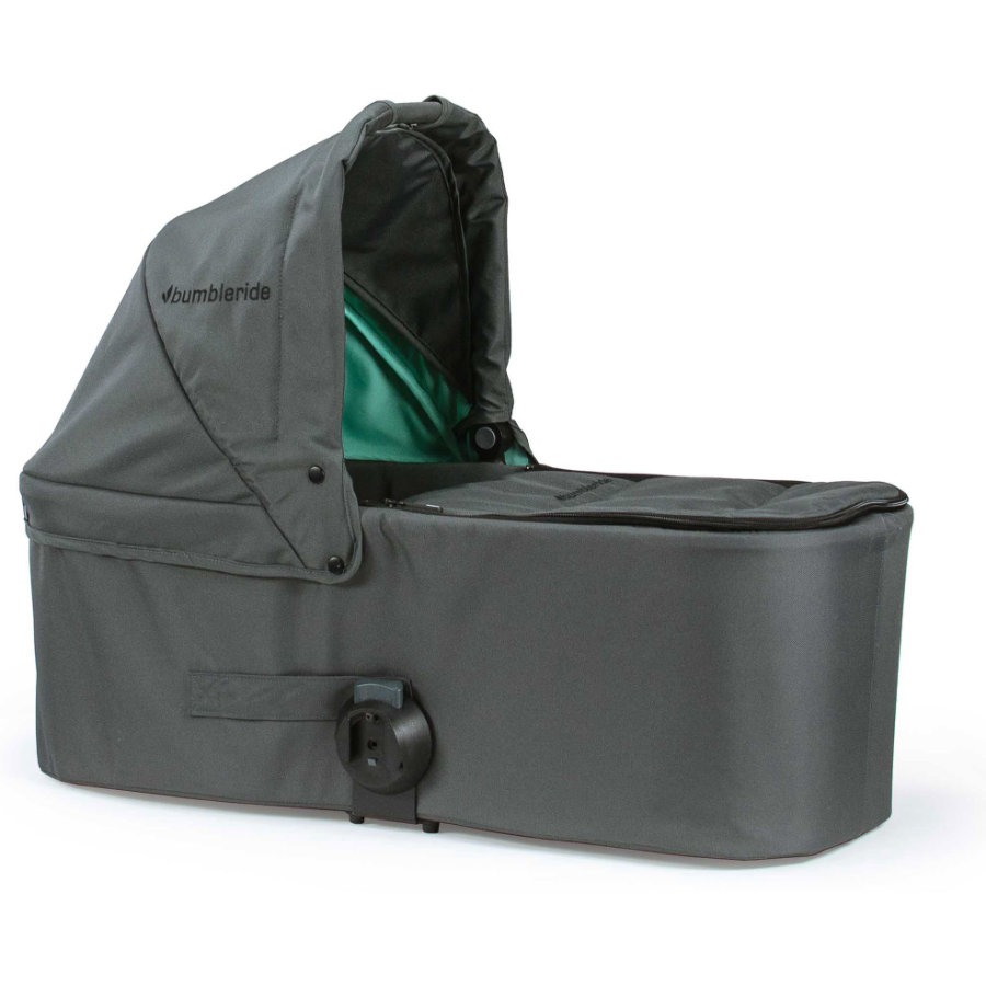 Bumbleride Liggdel Carrycot Single till Indie och Speed Dawn Grey Mint