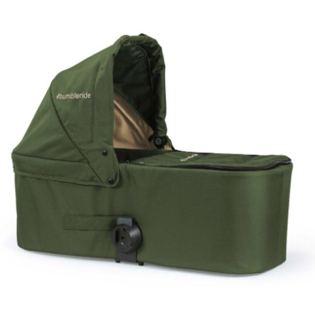 Bumbleride Kinderwagenaufsatz Carrycot Single für Indie und Speed Camp Green - grün