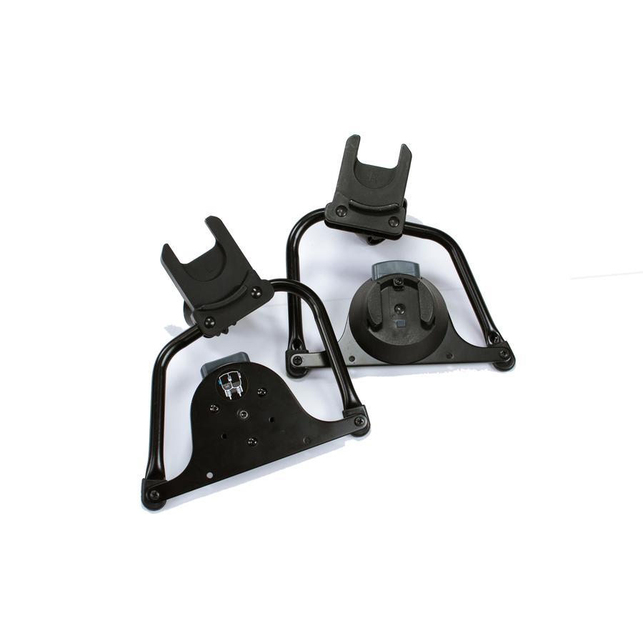 Bumbleride Twin Adapter Single czarny