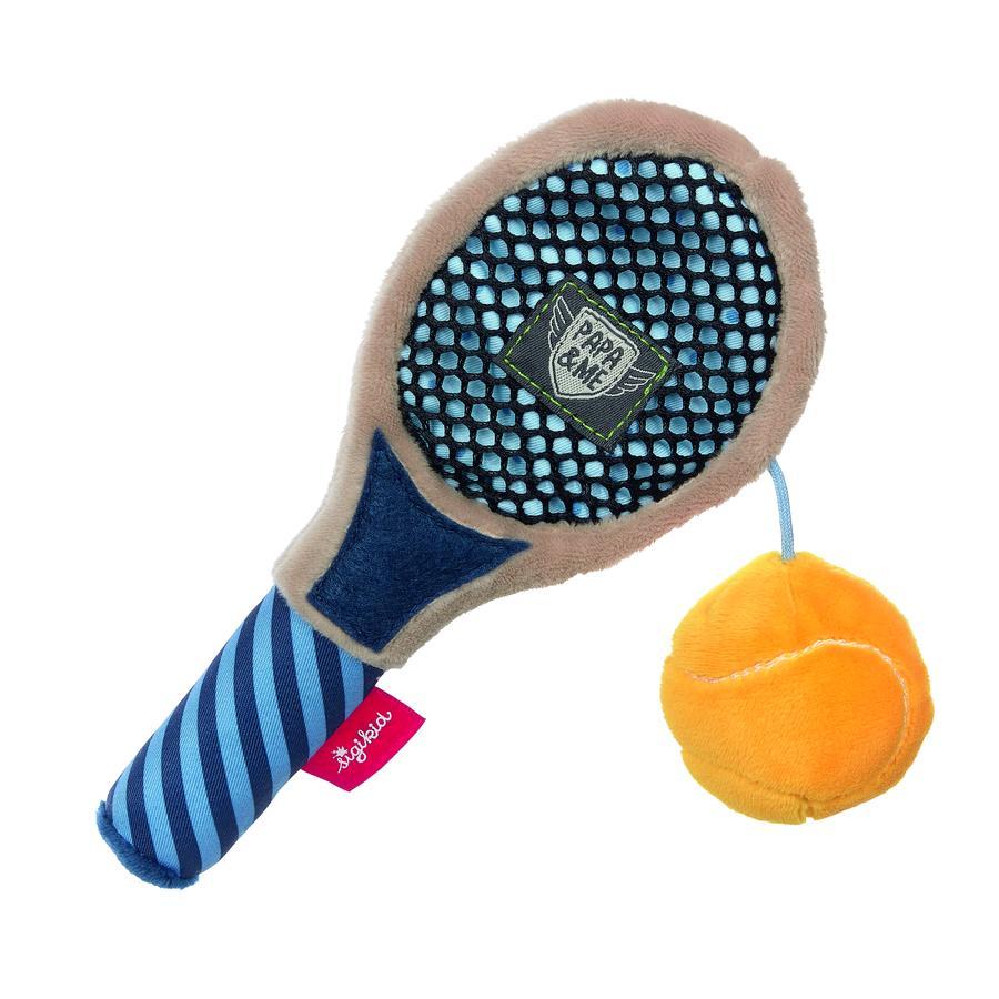 sigikid® Papa & Me Greifling Tennisschläger