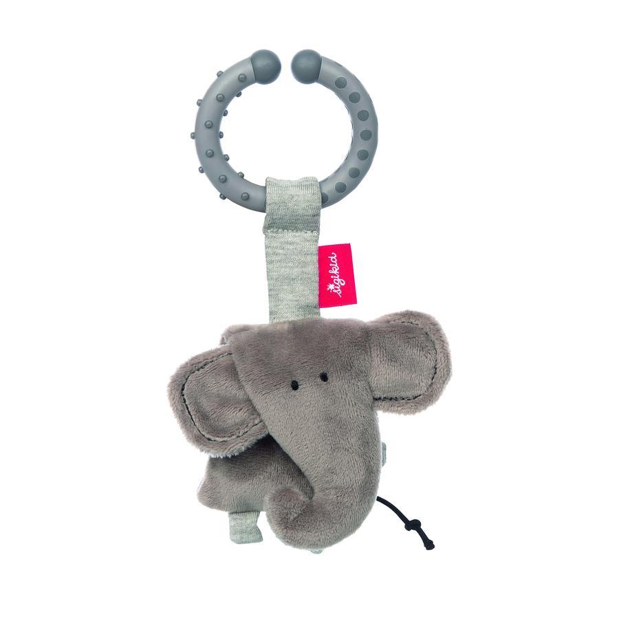 sigikid® Anhänger Elefant, Urban Baby Edition
