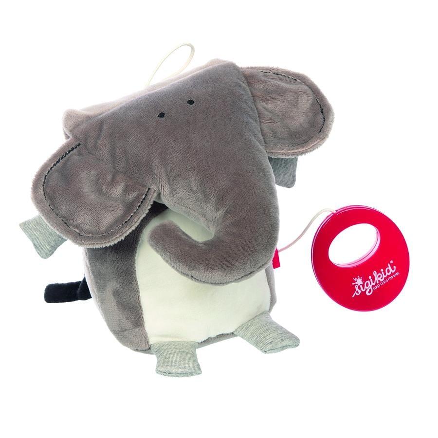 sigikid caja de música elefante, edición Urban bebé