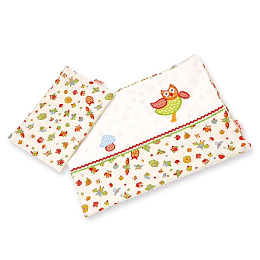 KÄTHE KRUSE Sängkläder Ugglan Alba