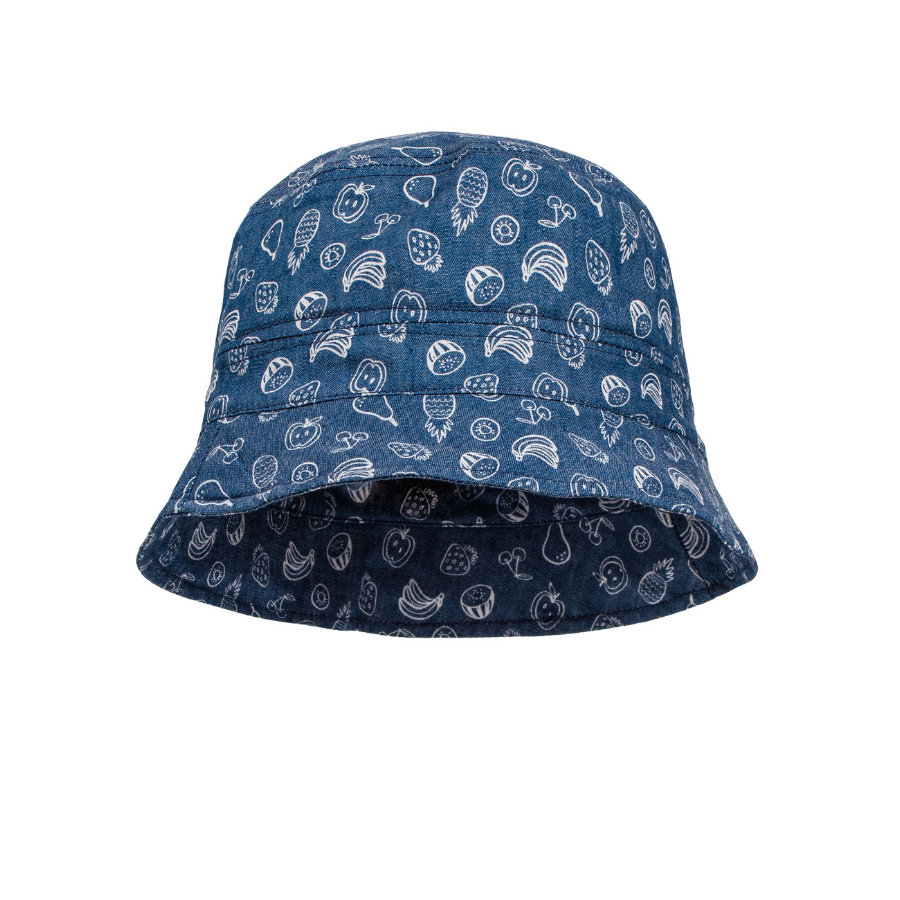 maximo Girl Chapeau Fruits bleu denim