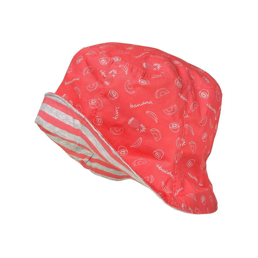 maximo Girls Hut Früchte pink-rose-weiss