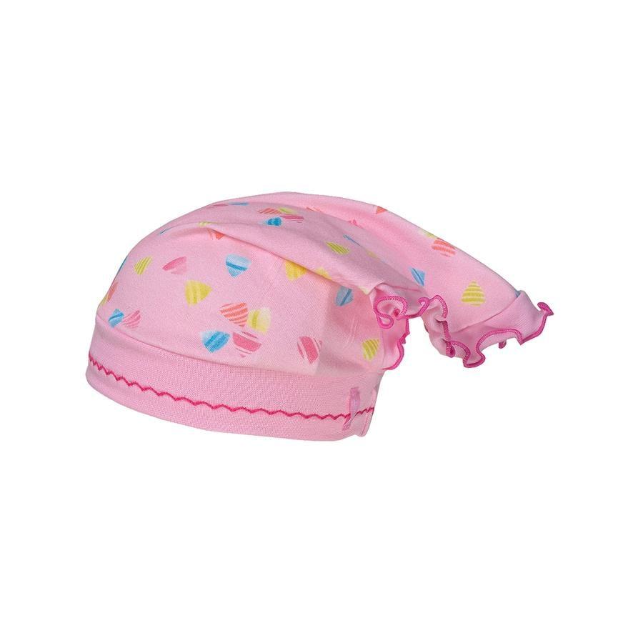 maximo Girl s hoofddoek ijs bleek roze-geel
