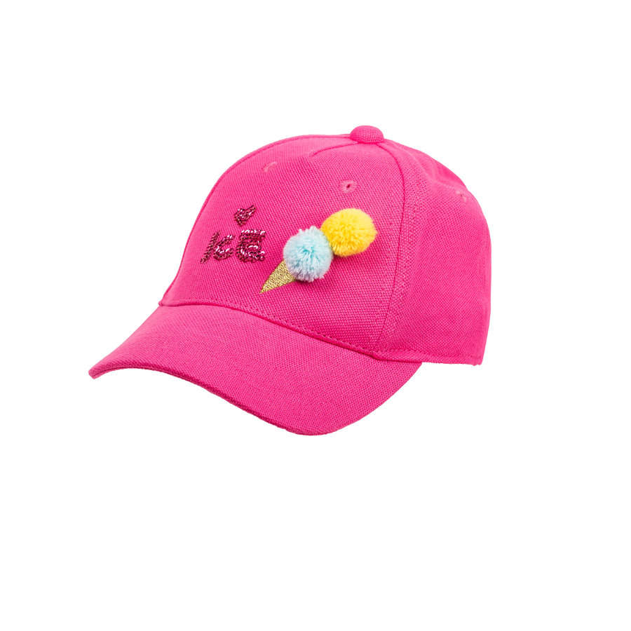 maximo Girls Cap Ice sun pink