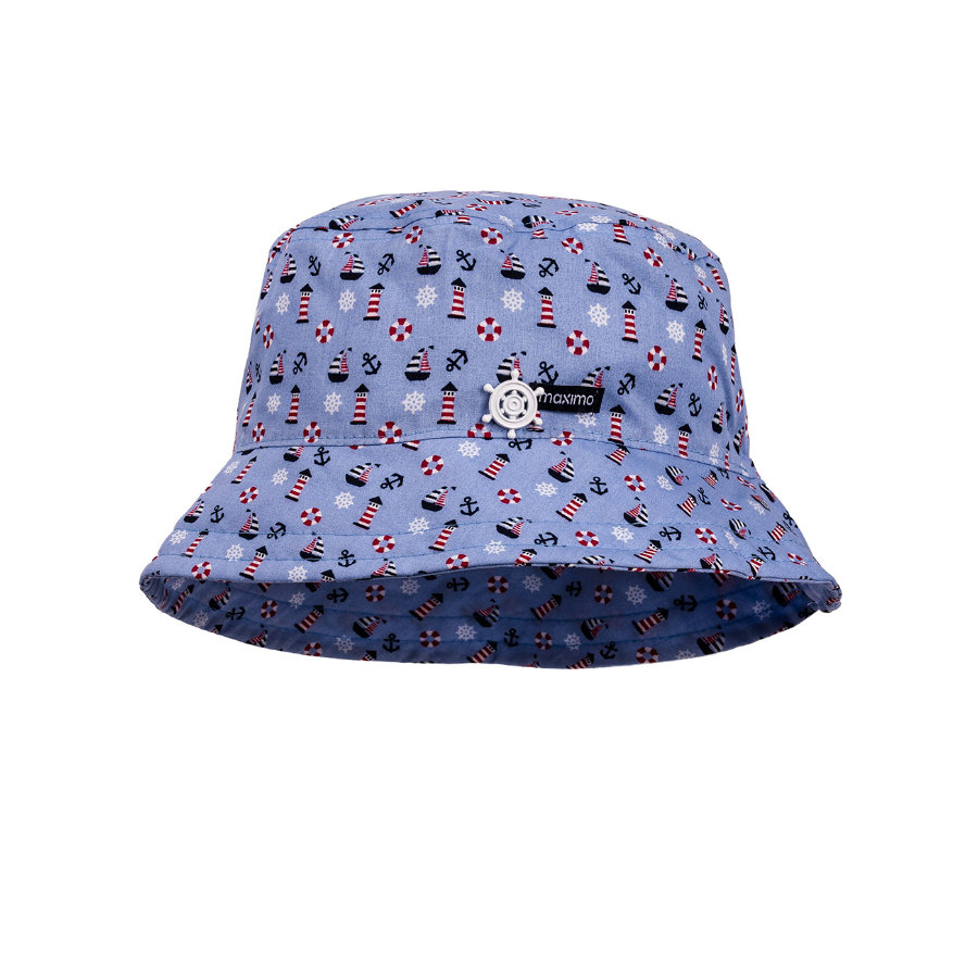 maximo Boys hat lighthouse adria-red adria-red