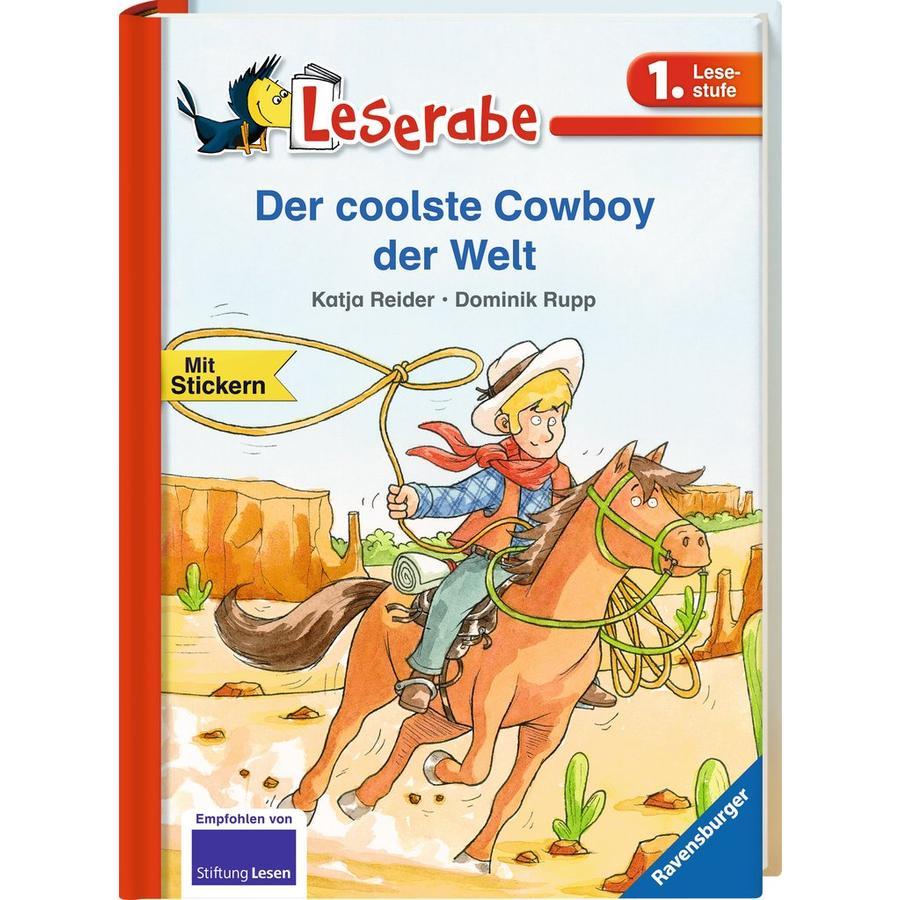 Ravensburger Leserabe 1. Lesestufe: Der coolste Cowboy der Welt
