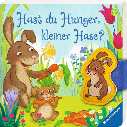 Ravensburger Hast du Hunger, kleiner Hase?