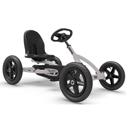 BERG Pedal Go-Kart Buddy Grey Sondermodell