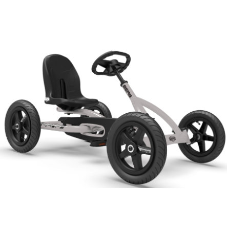 BERG Toys Pedal Go-Kart Buddy Grey Special Edition