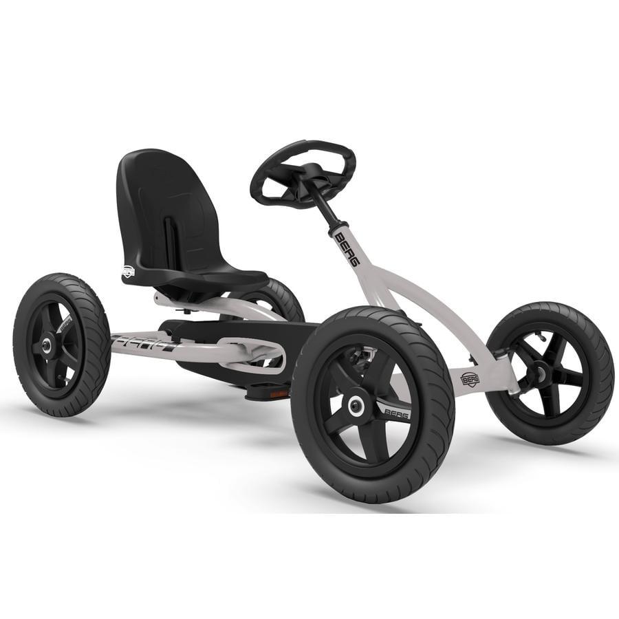 BERG Toys Pedal Go-Kart Buddy Grey Særlig Udgave