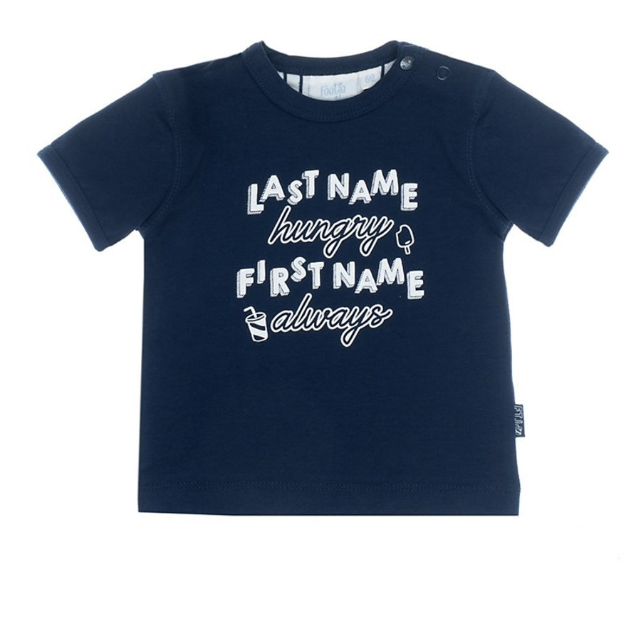 Feetje T-Shirt Kapitein koele marinier