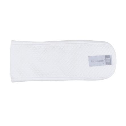 RED CASTLE  Vervangende buikriem voor Cocoon ababy®- Fleur de coton® wit