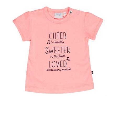 Feetje T-Shirt cuter sweeter Cherry sweet rosa