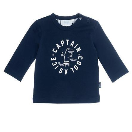 Feetje Koszula z długim rękawem Kapitan chłodny morski