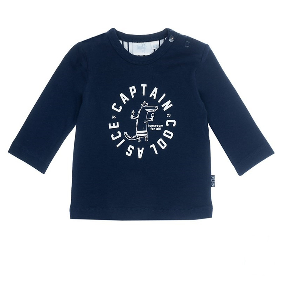 Feetje Shirt-captain met lange mouwen kapitein koele marinier