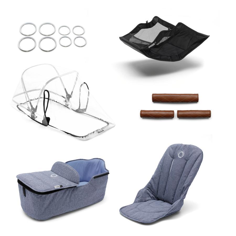 bugaboo Accessoires poussette Fox Style mélange bleu 2019