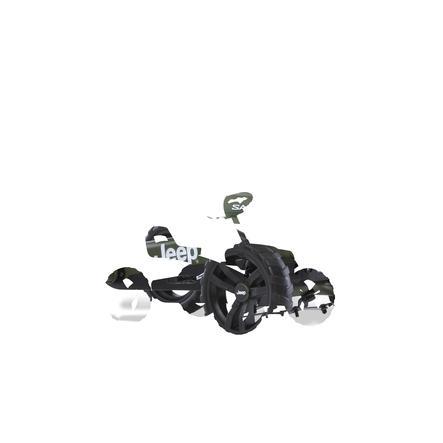 BERG Kart à pédales enfant jeep Buzzy Sahara