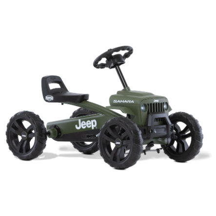 BERG Toys - Pedal Go-Kart JEEP Buzzy Sahara