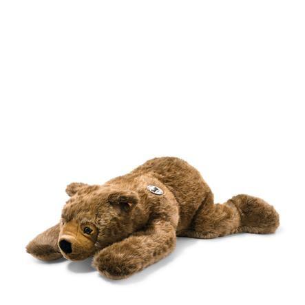 STEIFF Urs-ruskeakarhu, 120 cm, makaava