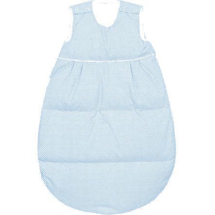 odenwälder Thermo Nest® Sacco nanna in piuma d'oca 70cm 130cm square aqua