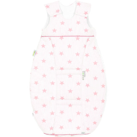 odenwälder Jersey saco airpoints star de dormir s candy pink 60cm - 110cm