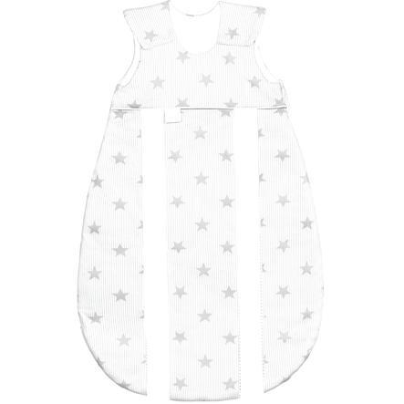odenwälder Sovepose Jersey Prima Klima Stars and stripes Lys grå 60 - 130 cm