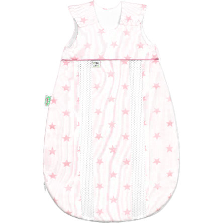 odenwälder Sacco nanna Jersey Prima Klima stars candy pink 60 - 130 cm