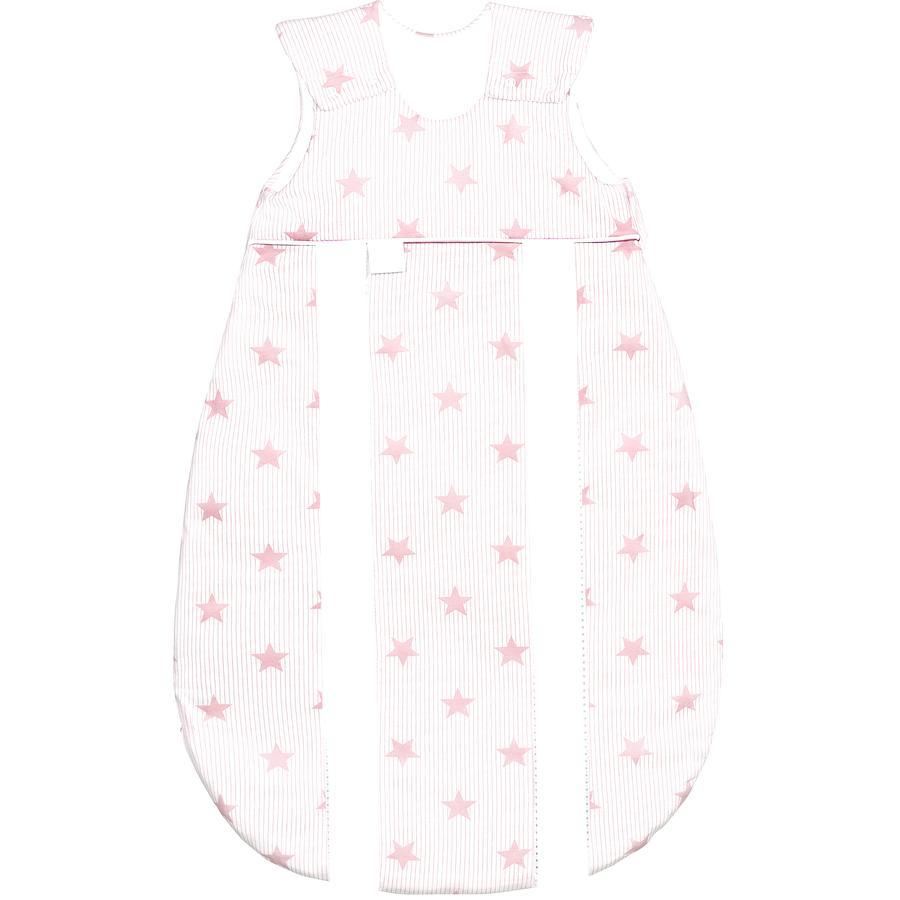 odenwälder Saco de dormir Jersey Prima clima star s candy pink 60 - 130 cm