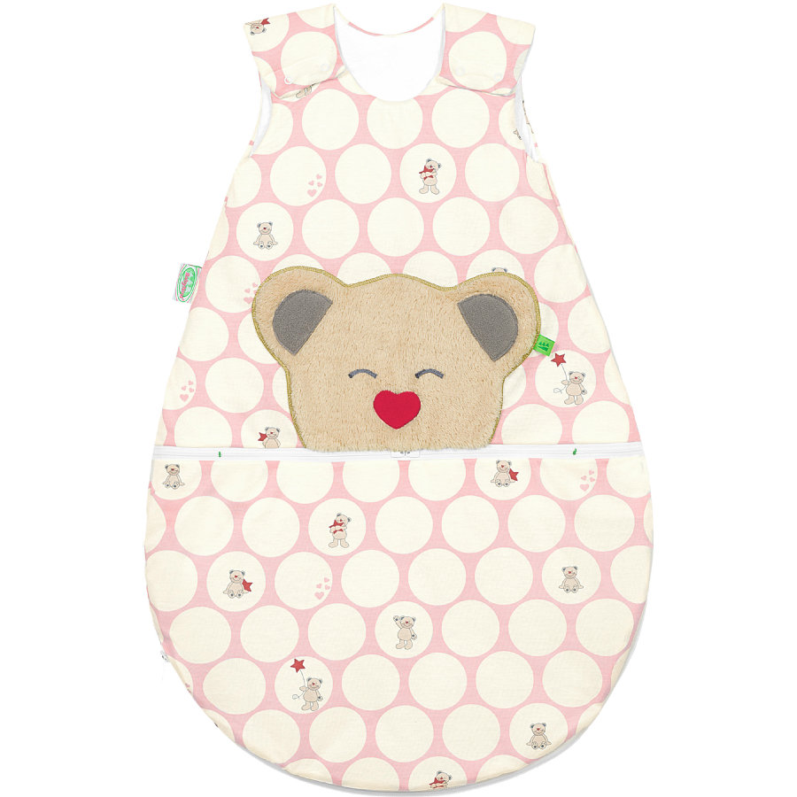 odenwälder Gigoteuse bébé Jersey Mucki air mucki® candy pink