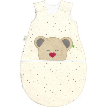 odenwälder Jersey sacco a pelo Mucki ® aria heart/ star s  red 60 - 110 cm