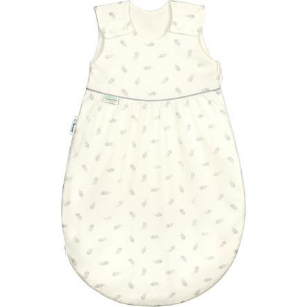 odenwälder Sommer sovepose Klimasoft Kald mus lysegrå 60cm - 110cm