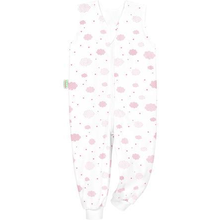 odenwälder Sommer-Schlafoverall Hopsi cloudy coandy pink 86 cm - 116 cm