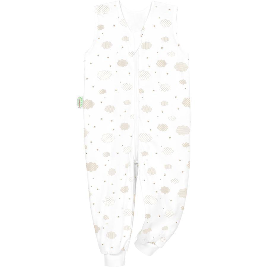 odenwälder Summer Sleepoverall Hopsi cloudy soft cookie 86 cm - 116 cm