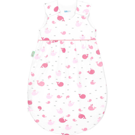 odenwälder Jersey Śpiwór Timmi cool flashmon candy pink 70cm - 110cm