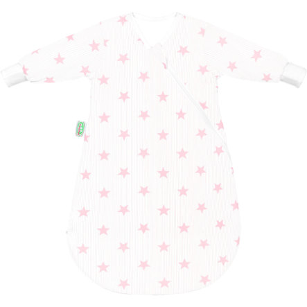 Sportschuhe 8a941 e61c8 odenwälder Jersey Unterzieh-Schlafsack BabyNest candy pink