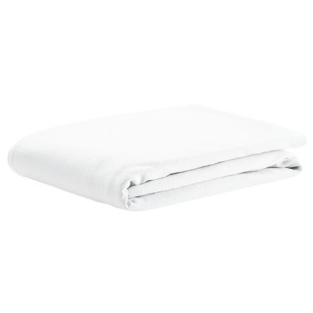 odenwälder dopasowany arkusz Tencel™ - Jersey biały 70x140 cm