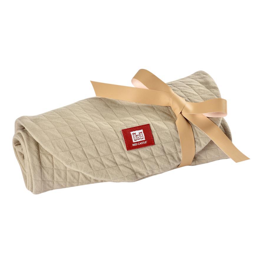 RED CASTLE Fodera cuscino da allattamento Big Flopsy beige