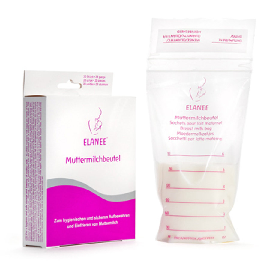 ELANEE Muttermilchbeutel