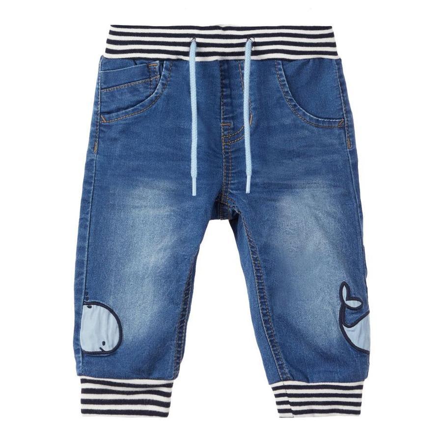 name it Boys Pantalon Bob en jean bleu moyen