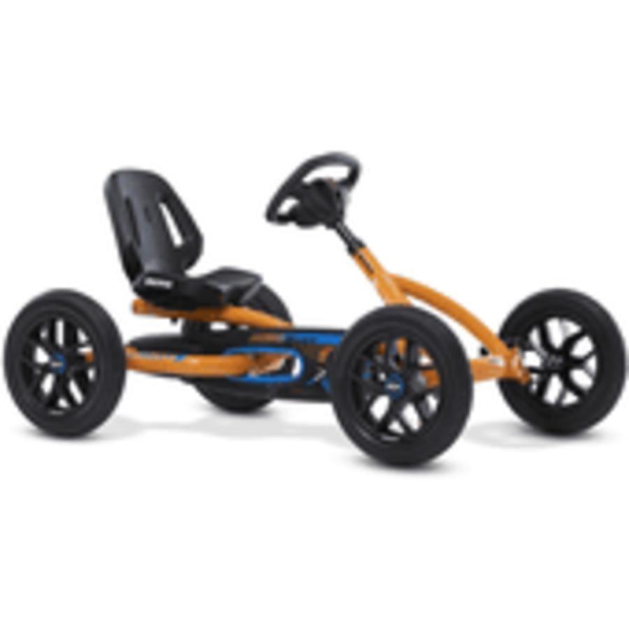 BERG Toys - Go-Kart a pedali Buddy B-Orange