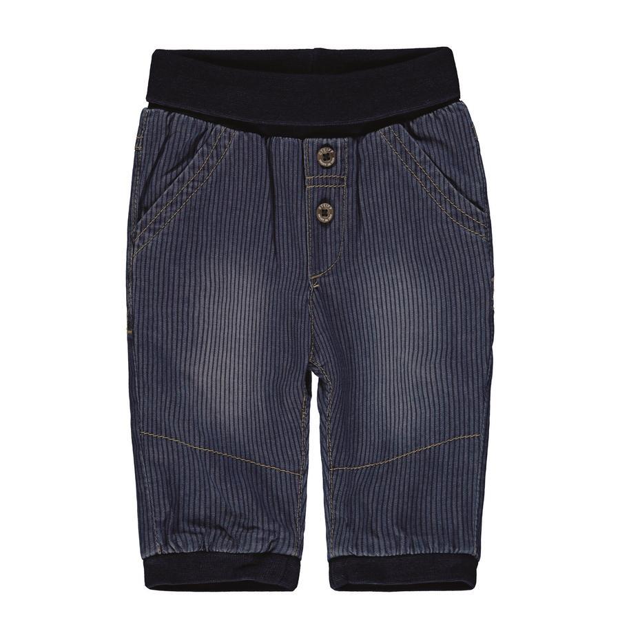 Steiff Boys Pantalon Jean, bleu