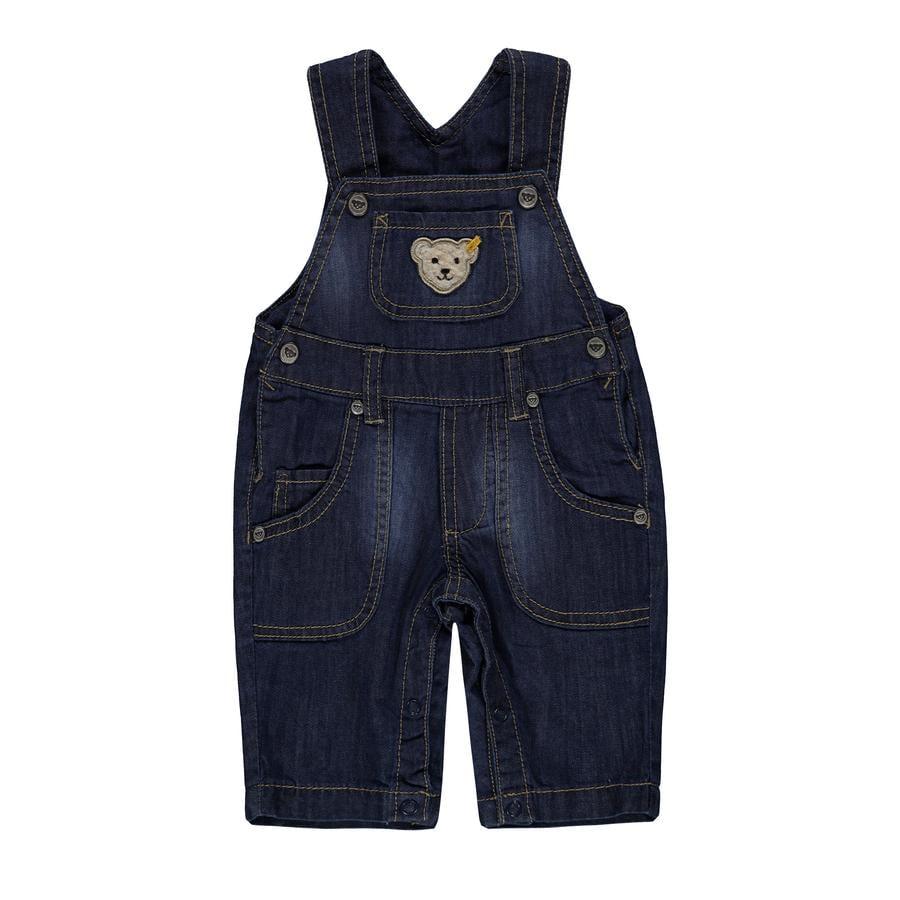 Steiff Salopette enfant jean, bleu