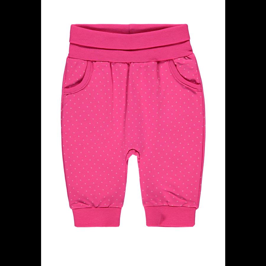 Steiff Girl s pantalones de chándal, rosa