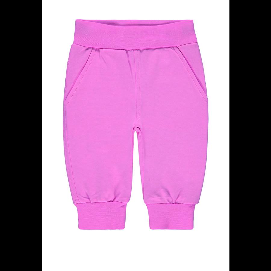 Steiff Girl Spodnie potowe, różowe.